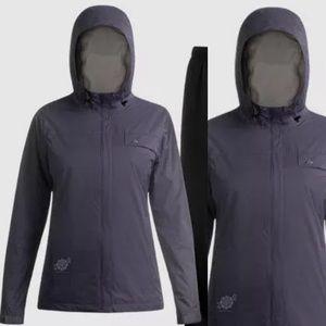 Paradox light weight rain jacket small